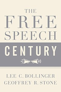 Cover of The Free Speech Century